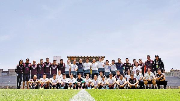 5 semifinales del Tricolor sub 17 en mundiales. Foto: @MISELECCIONMX