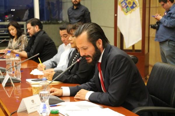 Juan José Ruiz,  dirigente del PRI en Querétaro. Foto: Especial