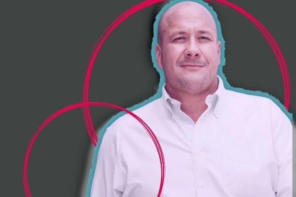 Enrique Alfaro, gobernador de Jalisco. Foto: Especial