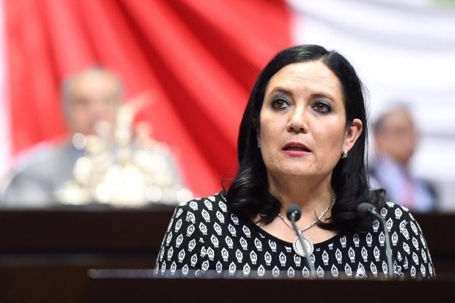 A 4T no le importa el presupuesto de egresos_ Patricia Terrazas