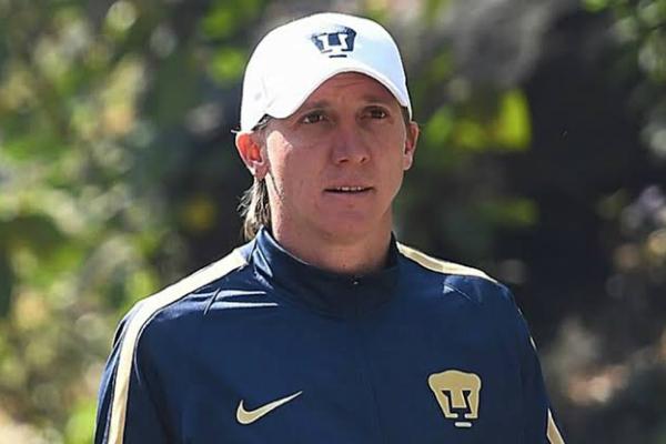 Leandro Augusto dejará la Dirección Deportiva del equipo universitario. Foto: Especial.