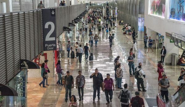 La firma pretende constituir un hub en el aeropuerto de Cancún. Foto: CUARTOSCURO