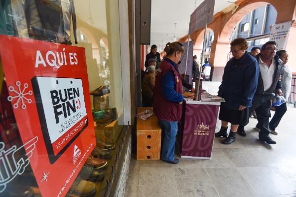 Profeco ha emitido recomendaciones para compras por Buen Fin FOTO: CRISANTA ESPINOSA AGUILAR /CUARTOSCURO.COM