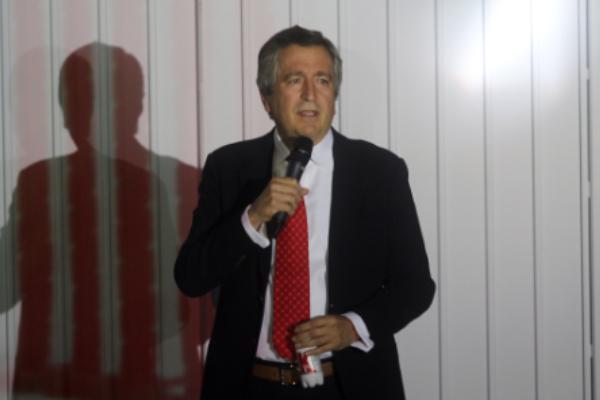 Jorge Vergara, el dueño de Chivas no usaba calcetines