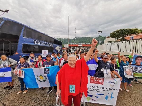 Caravana de Madres de Migrantes Desaparecidos