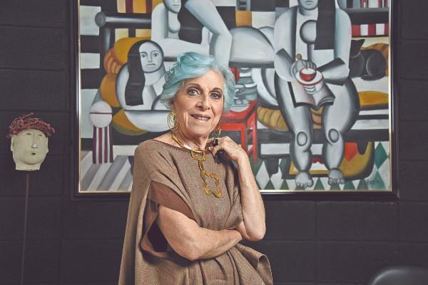IMPULSO. Con sus proyectos, Anna Fusoni promueve el talento joven. Foto: Daniel Ojeda