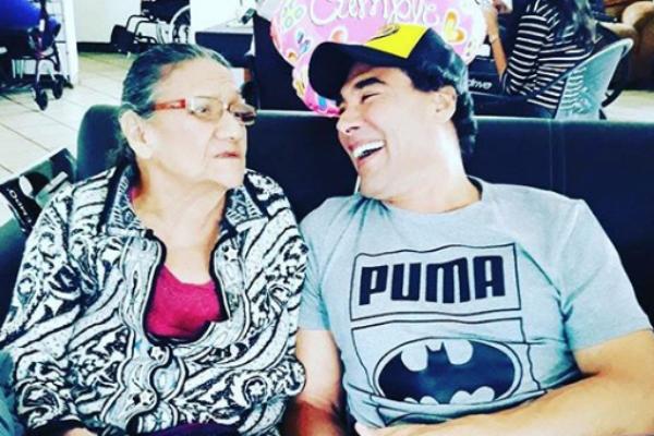 ¿Eduardo Yáñez, enamorado de su madre?: VIDEO