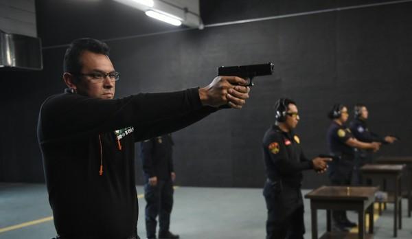 POLIOLIMPIADAS. Mañana arrancan los juegos latinoamericanos de Policías y Bomberos. Foto: Nayeli Cruz