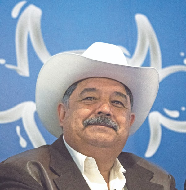 MORENISTA. Eraclio Rodríguez es diputado federal. Foto: Especial