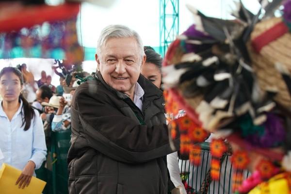 Andrés Manuel López Obrador, presidente de México, señaló que La Yesca es una de las comunidades más antiguas del país y volverá a esta zona. Andrés Manuel López Obrador, presidente de México