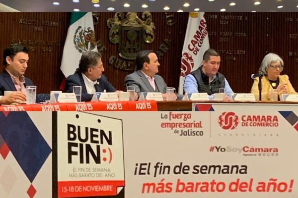 Confederación de Cámaras Nacionales de Comercio, Servicios y Turismo de México. Foto: Especial