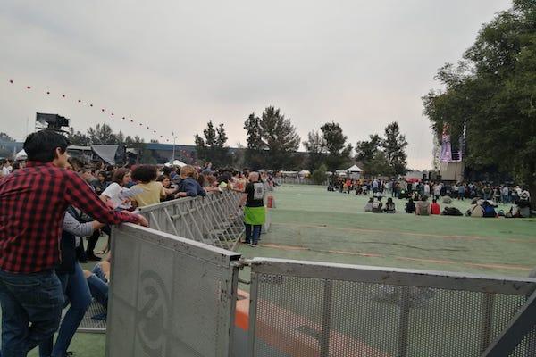 El sábado la división comenzó a las 6 de la tarde, pero este domingo comenzó desde el inicio. Foto: Viridiana Barón