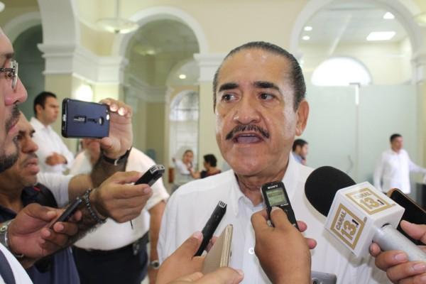 Pedro Gutiérrez Gutiérrez,  presidente del PRI en Tabasco. Foto: Especial
