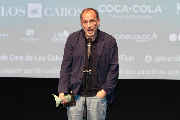 CARRERA. Presentó su cinta en el Festival de Cine de Sundance. Foto: NOTIMEX