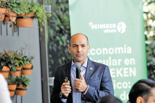 RENOVACIÓN. Óscar Gálvez, director de Asuntos Públicos.  Foto Especial
