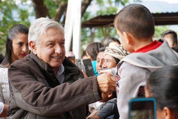 Imagen ilustrativa Andrés Manuel López Obrador, presidente de México FOTO: PRESIDENCIA /CUARTOCURO.COM
