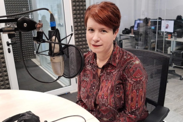 Rosa Luisa Guerra, coautora de