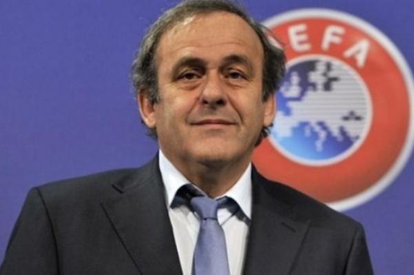 El francés Michel Platini. Foto: EFE