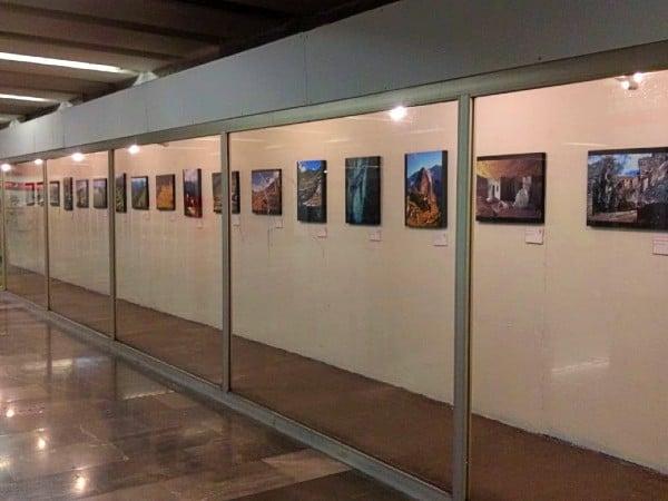 No te pierdas  las exposiciones culturales y actividades escénicas en el STC Metro. Foto: Especial