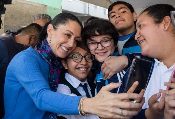 Claudia Sheinbaum, Jefa de Gobierno. Foto: Cuartoscuro