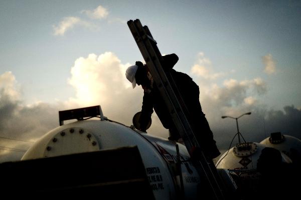 Puebla Guanajuato gas pipas robo El Heraldo Radio Jesús Martín Mendoza