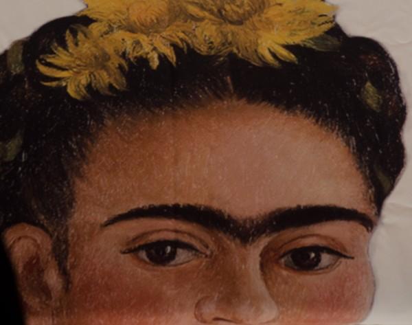 PIEZA. La carta de la pintora data de 1939. Foto: Cuartoscuro