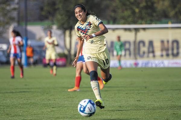 Las Águilas cumplieron el trámite, tras imponerse en la ida por 0-2. Foto: Mexsport
