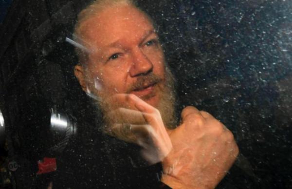 La acusación sueca data de 2010. FOTO: AP