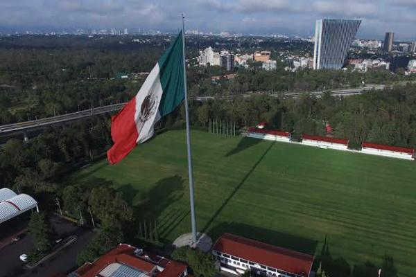 desfile revolucion mexicana campo marte ruta