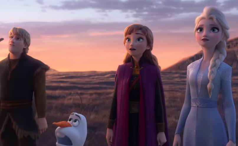 Frozen 2. Una aventura congelada