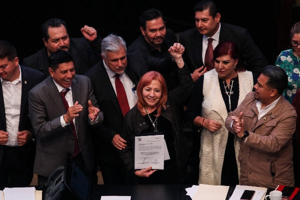 CNDH Rosario Piedra Ibarra AMLO Morena El Heraldo Radio