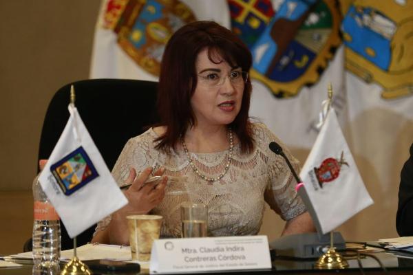 Claudia Indira Contreras caso LeBarón FGR