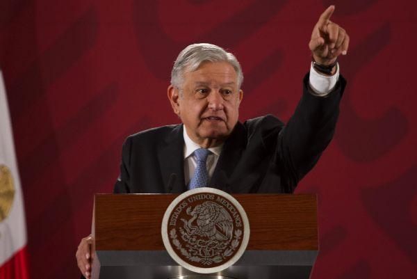 ACIERTOS.El Presidente destacó la producción petrolera, la estabilidad del peso y el control de la inflación. Foto: CUARTOSCURO