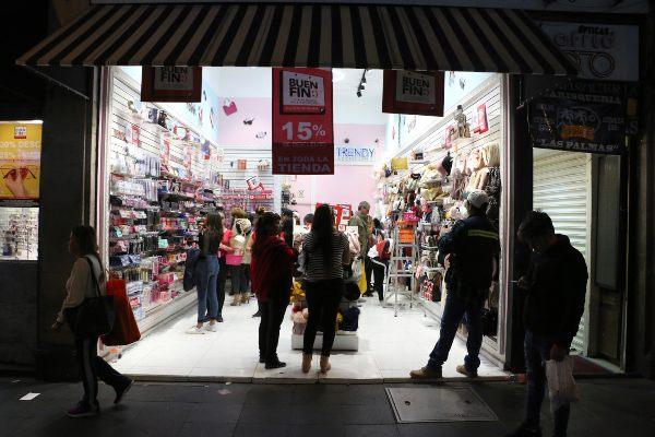Lo más vendido fueron las pantallas y los electrodomésticos. Foto: CUARTOSCURO
