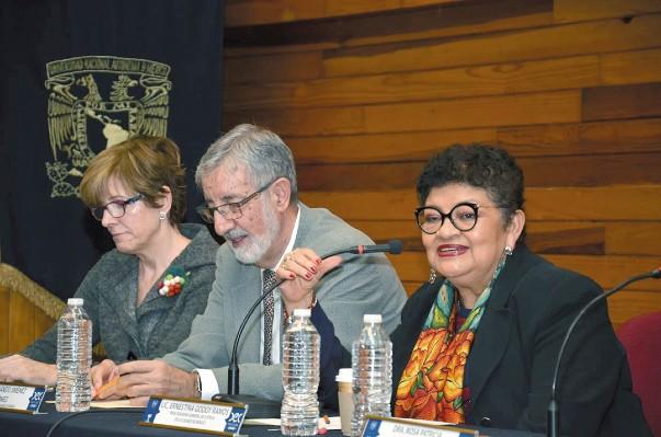 LEY. Entre los aspirantes a la Fiscalía está la actual procuradora Ernestina Godoy (derecha). Foto: Especial