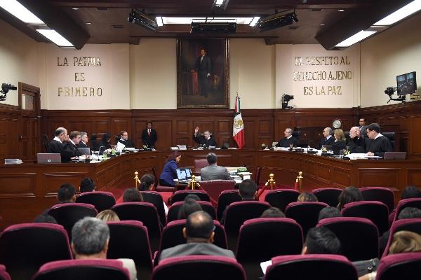 La organizaciones buscan que la SCJN se pronuncie sobre el caso. Foto: Especial