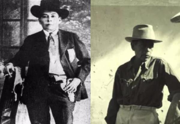 Retrato de Amelio Robles (1915). FOTO: Cortesía del Instituto Nacional de Antropología e Historia, Archivo Casasola.