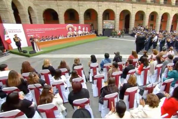 El presidente de México, Andrés Manuel López Obrador, encabeza desde Palacio Nacional. Foto: Especial