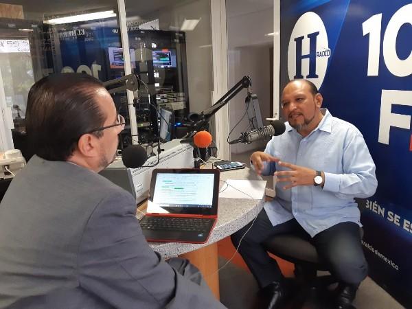 Alfonso Hernández Barrón, presidente de la Comisión Estatal de Derechos Humanos en Jalisco. Foto: Especial