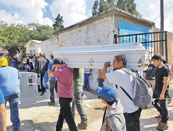El pasado 4 de noviembre, Chayo salió de su casa y la hallaron muerta a tiros. Foto: Manuel Solís