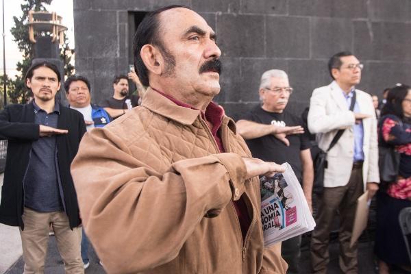 Suárez del Real presentará su propuesta próximamente. FOTO: Cuartoscuro