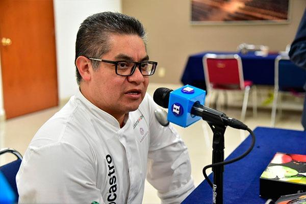 chef Lorenzo Castro repostero Ambrosía El Heraldo Radio