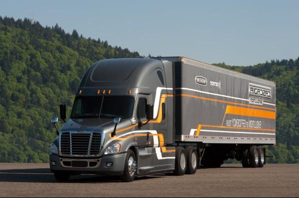 Entre enero y septiembre, la producción de camiones aumentó 22%. Foto: Especial
