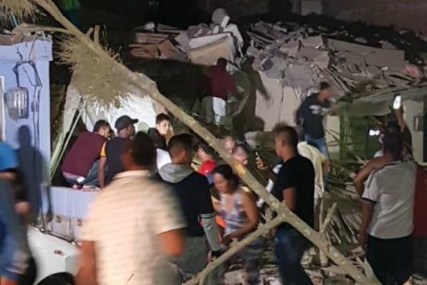 oche bomba explosion colombia video