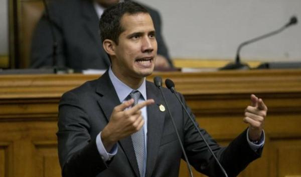 El líder opositor ratificó la importancia de mantener la movilización activa e imparable para lograr la libertad de Venezuela. Foto: AP