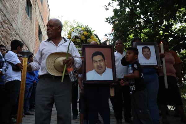 Con el homicidio del Arnulfo Cerón, ya son al menos 18 personas defensoras de derechos humanos asesinadas en México durante 2019. Imagen ilustrativa: Twitter @Tlachinollan