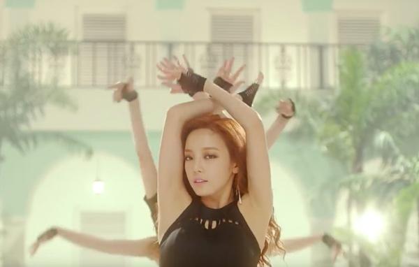 Goo formó parte del grupo Kara, uno de los precursores del K-pop en Corea del Sur. FOTO: Especial