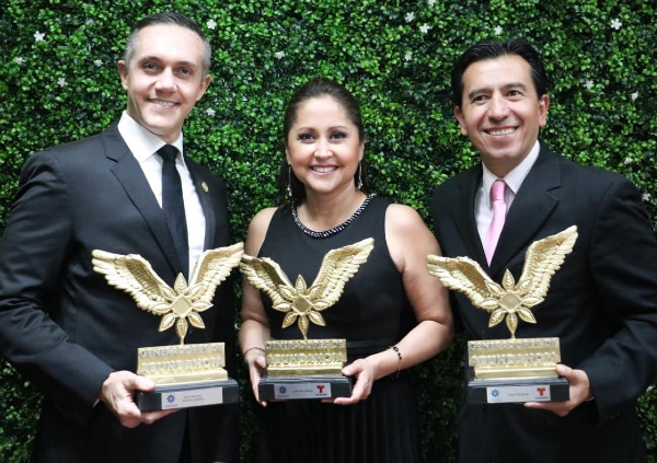 Este premio se otorga a la labor y compromiso social e impacto positivo en la comunidad. Foto: Especial