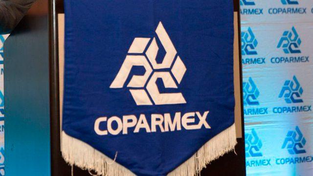Confederación Patronal de la República Mexicana. Foto: Twitter @Coparmex