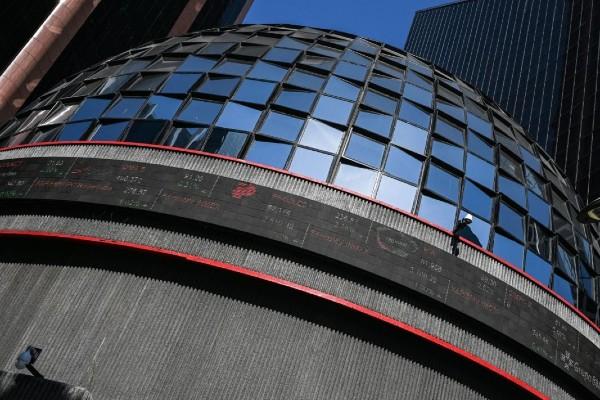 Bolsa Mexicana de Valores, ubicada en Avenida Paseo de la Reforma. Foto: Bloomberg